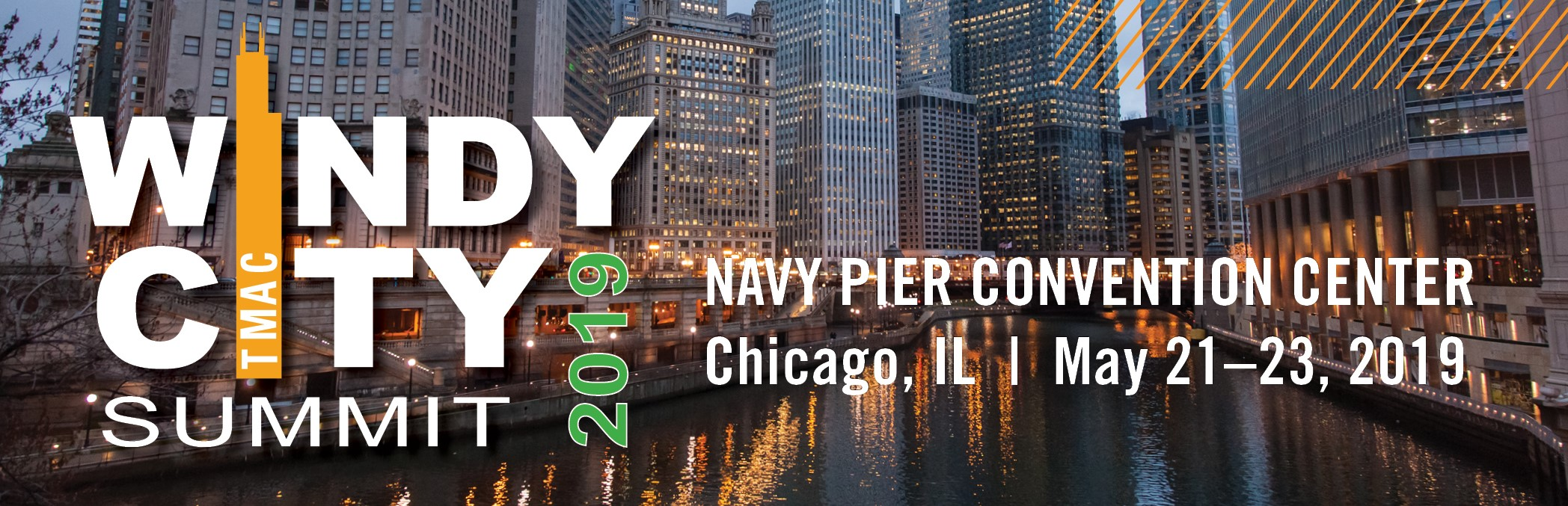 Windy City Summit Network with over 1,200 finance professionals