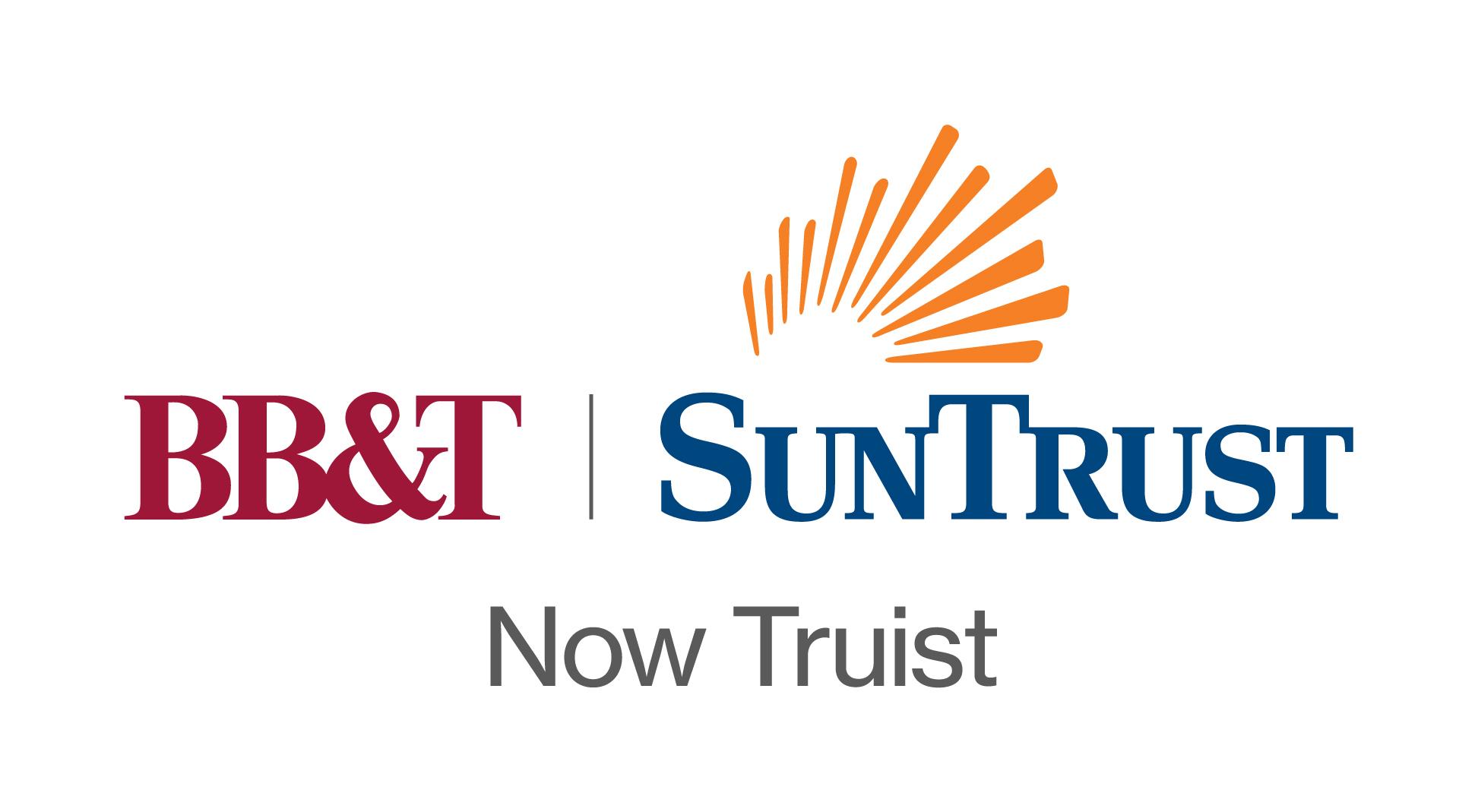 Logo BBT Sun Trust and Truist